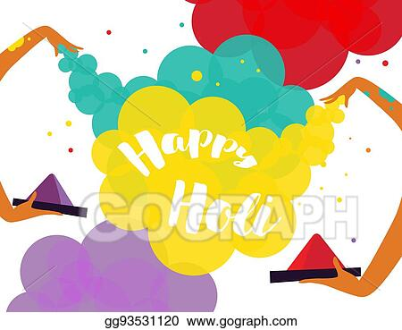 poster design of traditional indian festival holi bengali new year vector illustration