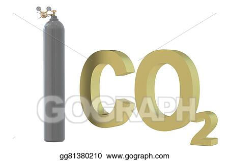 Clipart - Pressure regulator with reducing valve on gas