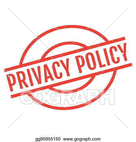 Privacy Policy Clip Art >> Vector Stock Privacy Policy Rubber Stamp Stock Clip Art