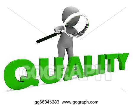 clipart quality character shows perfection approval and excellent rh gograph com clipart quality control quality clipart backgrounds
