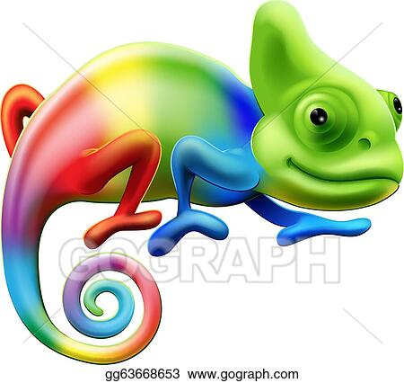 chameleon clip art royalty free gograph rh gograph com chameleon clip art drawing cute chameleon clipart