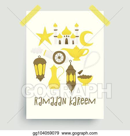 Ramadan Kareem Png Hd Vector Clipart Psd Peoplepng - Ramadan Kareem Png,  Transparent Png - 1024x1024(#2290066) - PngFind