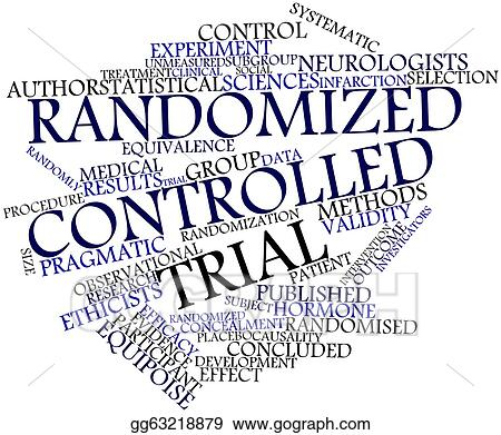 Stock Illustration Randomized Controlled Trial Clipart