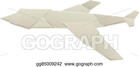 How To Make an F15 Paper Airplane - Origami F15 Jet Fighter Plane | 217x450