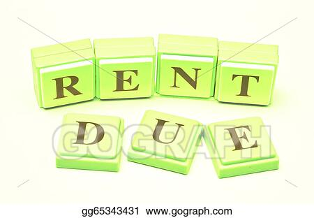 Image result for rent due today clip art