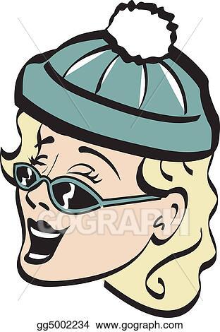 vector stock retro vintage mom mother clip art clipart rh gograph com  vintage woman clipart