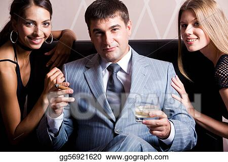 109f12cfda Stock Images - Rich man. Stock Photography gg56921620 - GoGraph