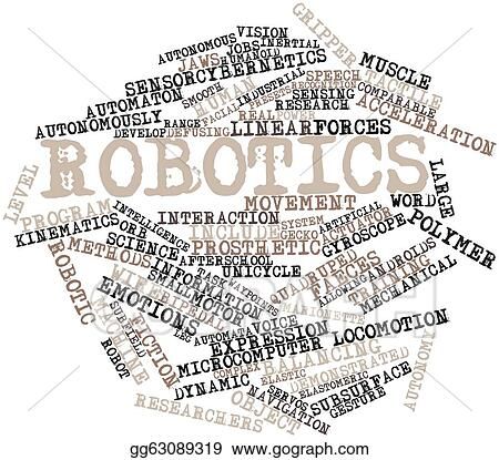 Clipart Robotics Stock Illustration Gg63089319 Gograph