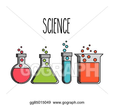 vector art science lab design clipart drawing gg85015049 gograph rh gograph com science lab clipart black science teacher science lab clipart signs
