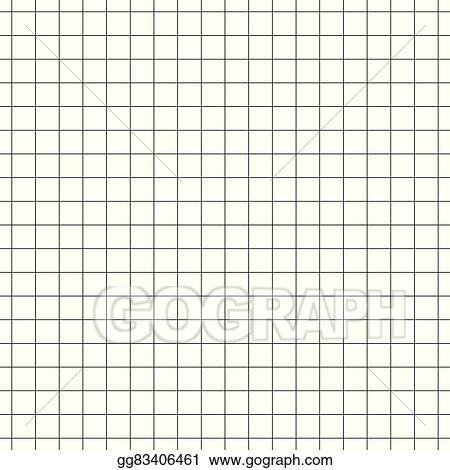 eps vector seamless grid mesh pattern millimeter graph paper