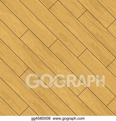 Drawing Seamless Parquet Wooden Flooring Clipart Drawing