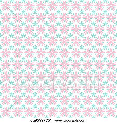 Clip art seamless pastel pink and green flower pattern gift seamless pastel pink and green flower pattern gift wrapping paper background mightylinksfo
