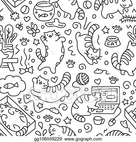 Cute Toy Elephant Clipart Vector Seamless Pattern. Kids Safari.. Royalty  Free Cliparts, Vectors, And Stock Illustration. Image 139160986.