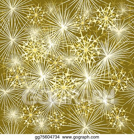 seamless texture fireworks new year