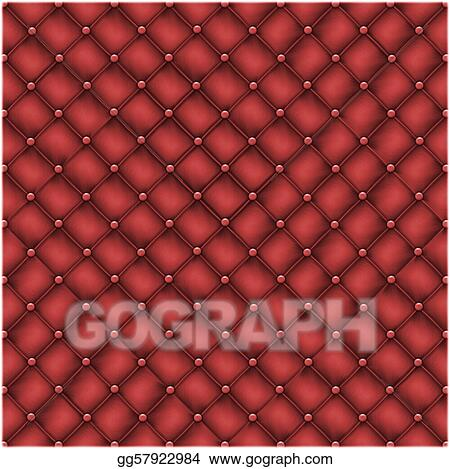 Stock Photography Seamless Texture Leather Quilted A Sofa