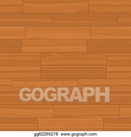 Eps Illustration Seamless Wood Floor Vector Vector Clipart