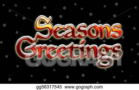 Drawing seasons greetings lettering clipart drawing gg56317545 seasons greetings lettering m4hsunfo
