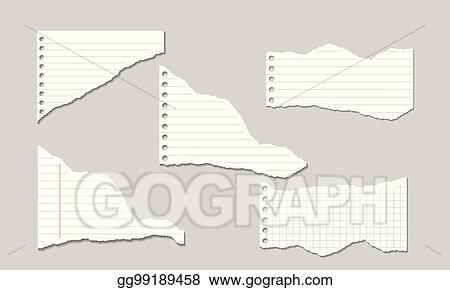 Cute Cartoon Opened Book Torn Pages Stock Vector (Royalty Free) 333342656
