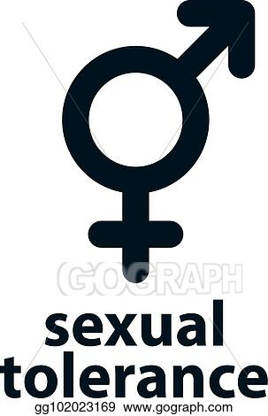 Vector Stock Sexual Tolerance Concept Mars Male And Venus Female