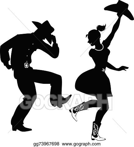 line dance clip art royalty free gograph rh gograph com line dance clipart black and white line dance cliparts kostenlos