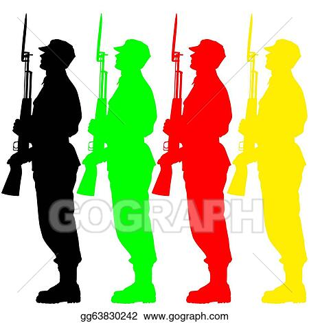 military parade clip art royalty free gograph rh gograph com parade clip art free clipart parade free