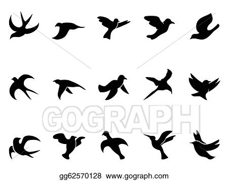 Simple Birdcage Silhouette
