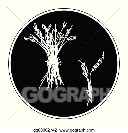 royalty free sheaf of wheat clip art, vector images - transparent  background grains PNG image with transparent background | TOPpng