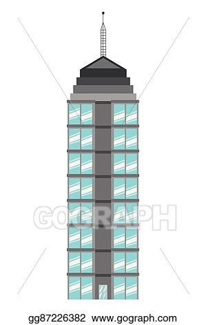 Tall Building Clip Art