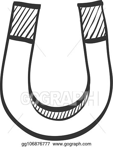 vector art sketch icon magnet clipart drawing gg106876777 gograph Office Icon Equippment sketch icon magnet