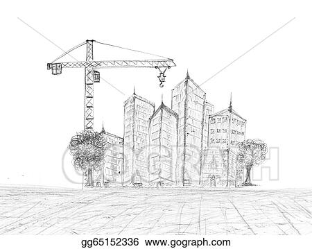 The Best Building Sketch