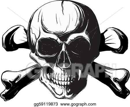 Side View Voodoo Skull In Old Gray Hat With Feather, Red Ribbon,.. Royalty  Free Cliparts, Vectors, And Stock Illustration. Image 99029621.