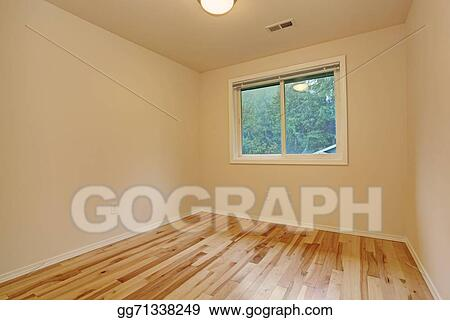 Picture Small Empty Bedroom Interior Stock Photos Gg71338249