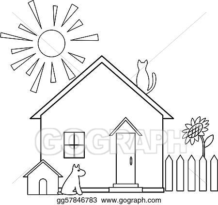 Amazing Small House, Contours