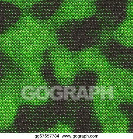 Drawing Snake Skin Pattern Clipart Drawing Gg67657784 Gograph