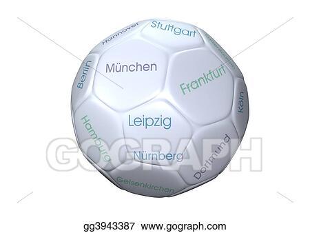 Stock Illustration Soccer Ball Clipart Illustrations Gg3943387