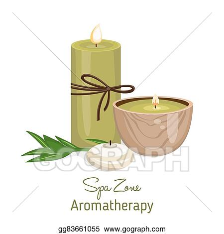 Spa Header-2 - Advent Candle Clipart (#1502992) - PikPng