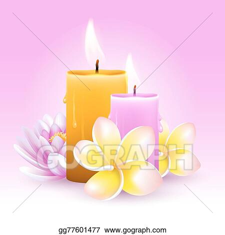 Candles Spa Stock Illustrations – 2,252 Candles Spa Stock Illustrations,  Vectors & Clipart - Dreamstime