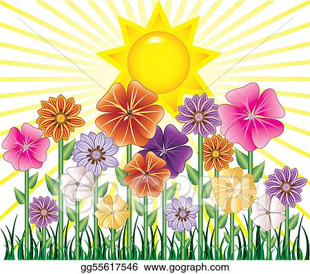 Spring Day Clip Art