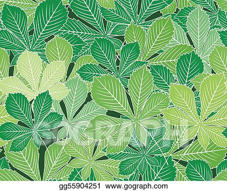 Horse Chestnut Leaf Cliparts, Stock Vector And Royalty Free Horse Chestnut  Leaf Illustrations