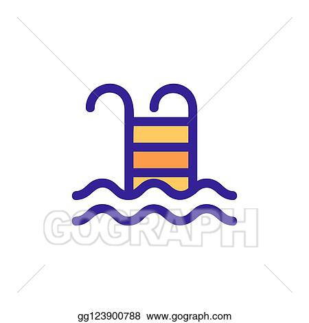 Going To The Beach Clipart Black