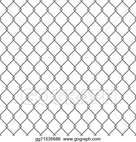 Vector Illustration - Steel wire mesh seamless background. vector ...