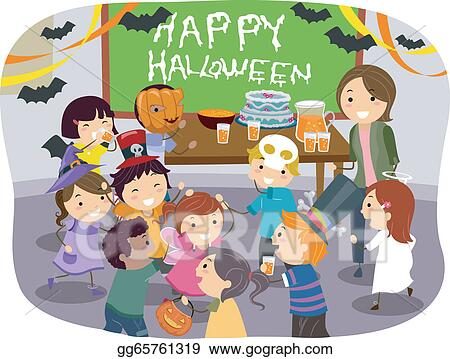Image result for halloween school clipart