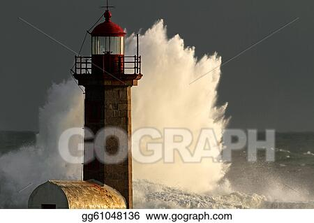 View Pictures Of Lighthouses In Storms Pics