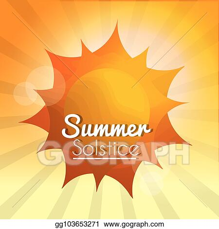clip art vector summer solstice vacations stock eps gg103653271 rh gograph com Summer Clip Art Summer Soltice