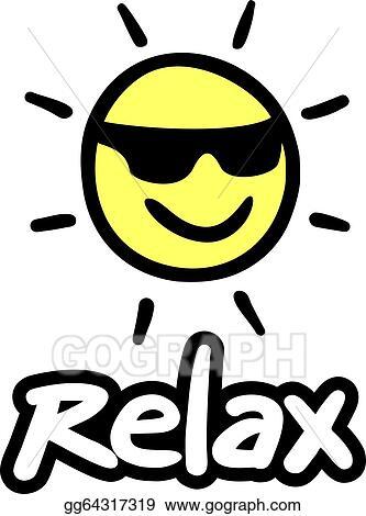 Relax Clip Art
