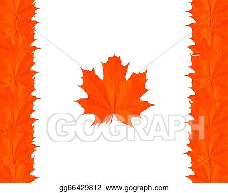 Vector Stock Symbols Of Canada Clipart Illustration Gg66429812