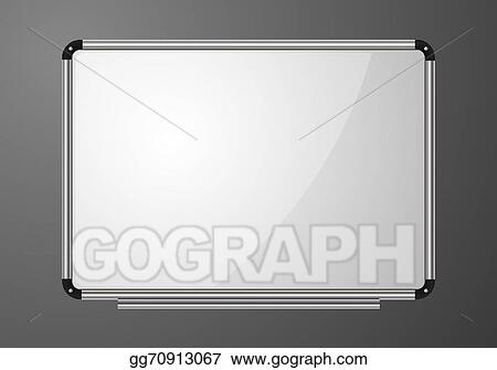 Schultafel clipart leer  Vector Art - Tafel, leer. Clipart Drawing gg70913067 - GoGraph