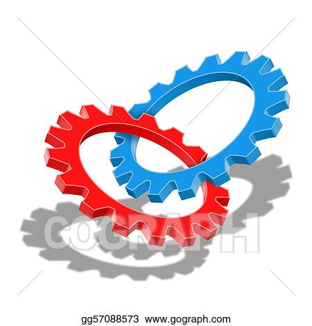 clipart teamwork and synergy stock illustration gg57088573 gograph rh gograph com clip art teamwork body of christ church clip art teamwork body of christ church