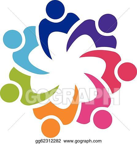 teamwork clip art royalty free gograph rh gograph com clip art teamwork pictures clipart teamwork makes the dream work
