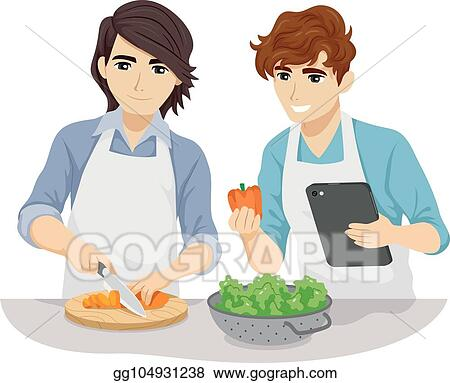 Gay cook